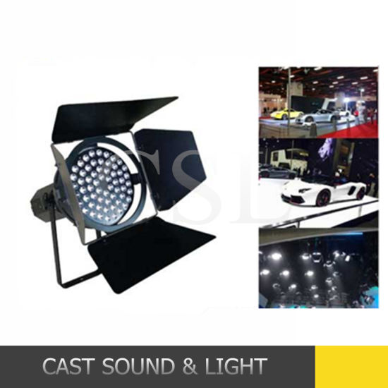 China PCS W CREE LED Exhibition Car Show Light China LED Studio - Led car show lights