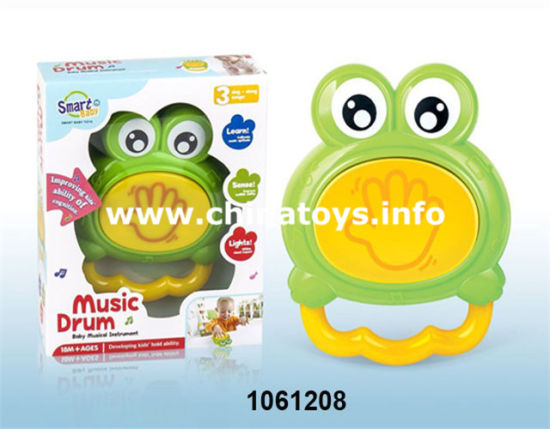 Plastic Toy Cartoon Baby Mobile Phone with Music and Light (1061210) pictures & photos
