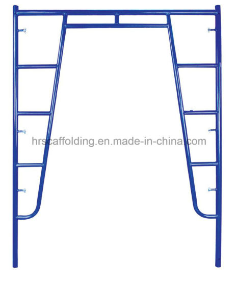 China Powder Coated a Frame Scaffolding for Sale - China ...