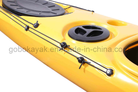 Newest One Person Kayak with Rudder pictures & photos