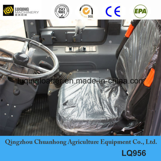 5 Ton Wheel Loader with Shangchai Engine, A/C, Joystick pictures & photos