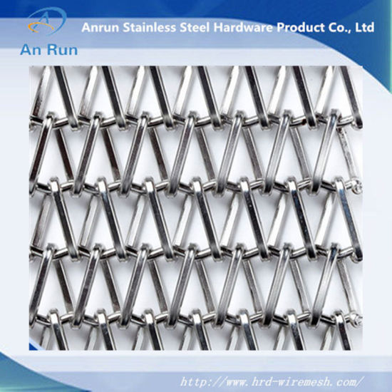 China Stainless Steel Decorative Wire Mesh for Facade ...