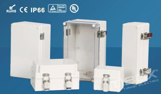 Tibox Newly Power Distribution Switch Box (Stainless Steel Latch+Screw Type)