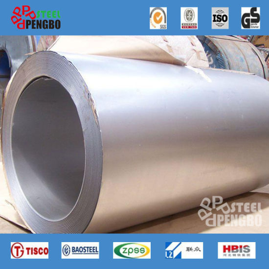 Cold Rolled Ss Grade 201 Stainless Steel Coil pictures & photos