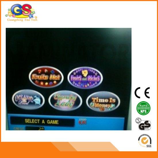 Wmx Nxt 5 in 1 Multi Casino Slot Machine Games