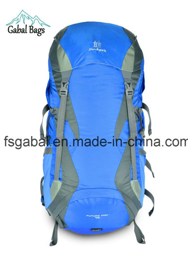 Professionlal Outdoor Waterproof Rucksack Travel Climbing Camping Sports Hiking Backpack pictures & photos
