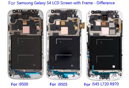 for Samsung Touch Screen Spare Parts pictures & photos