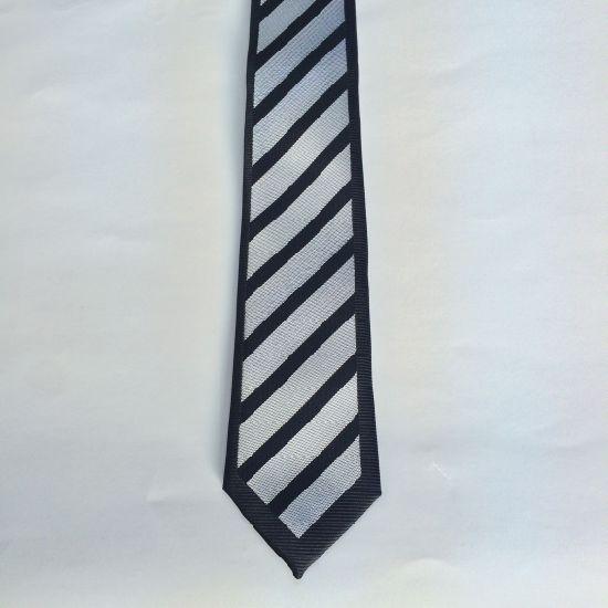 Micro Poly Skinny Ties (8414)