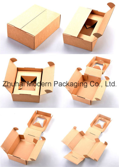 China Good Quality Corrugated Shipping Box/ Folding Kraft