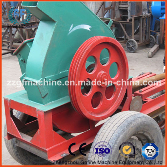 Industrial Disc Wood Chipping Machine pictures & photos