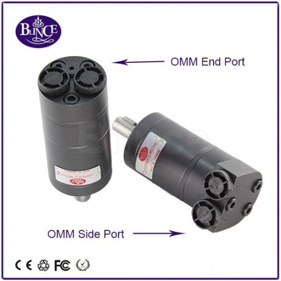 Hot Sale Small High Speed Orbit Hydraulic Motor Omm (1950rpm) pictures & photos