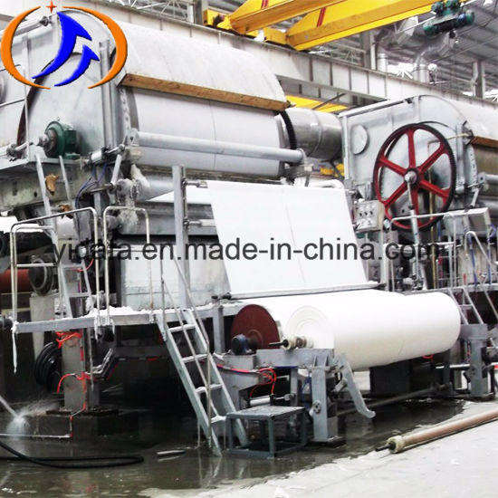 Toilet Paper, Tissue Paper, Facial Paper and Napkin Paper Making Machine/Toilet Paper Facial Tissue Paper Line Napkin Serviette Paper Making Machinery