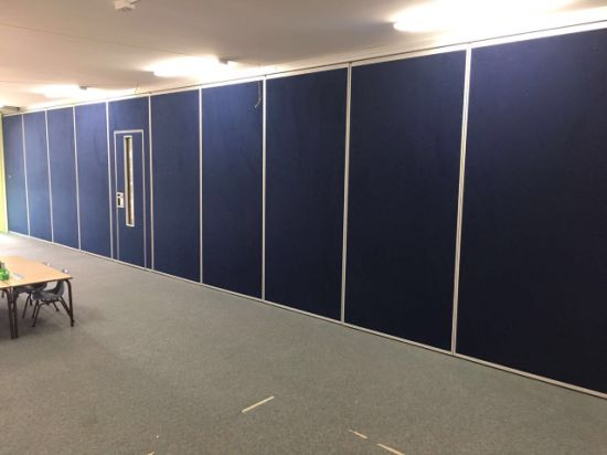 Soundproof Partition Walls For Library, Shool and Training Center