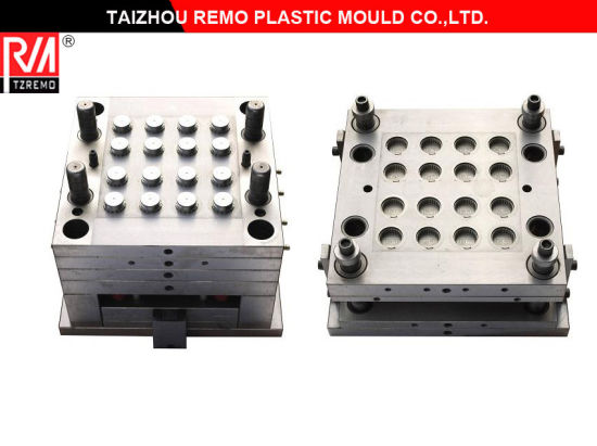 Plastic Valve Gate Preform Mould pictures & photos