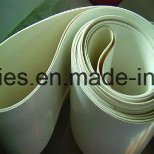 White Silicone Conveyor Belts for Food Convey pictures & photos
