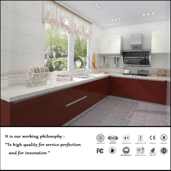 China Anti Scratched Glossy Uv Mdf Kitchen Cabinet Doors Only Zh