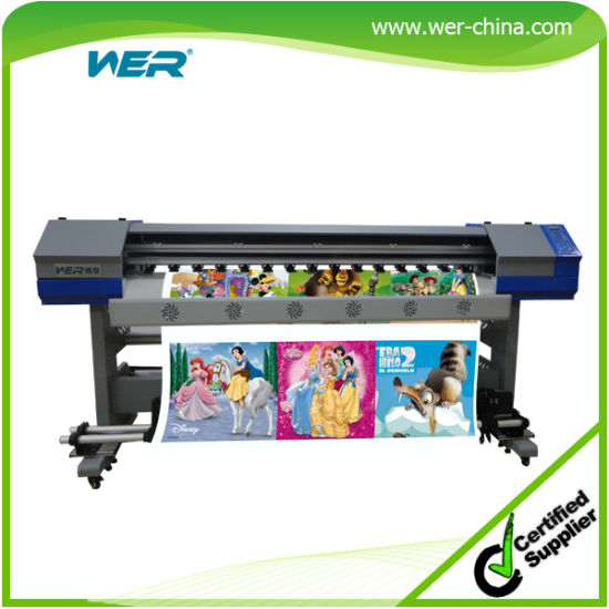 1.8m with Two Epson Dx5 Head Sublimation Printer