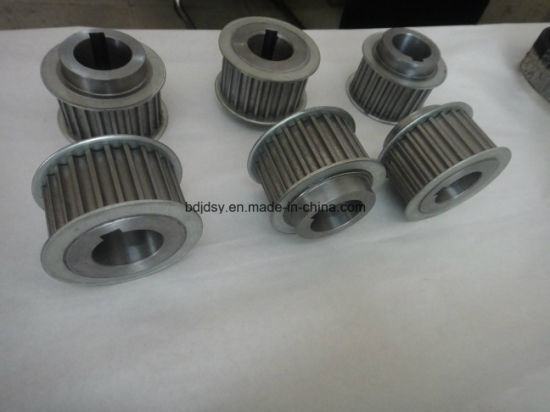 Zinc Plated High Precision Steel Spur Gears pictures & photos