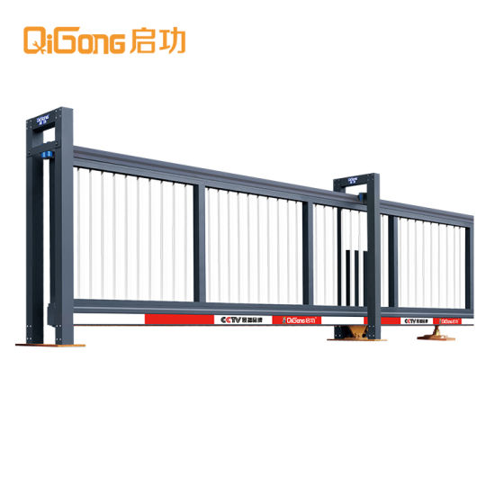 Automatic Sliding Door Light Suspension Gate for Industry