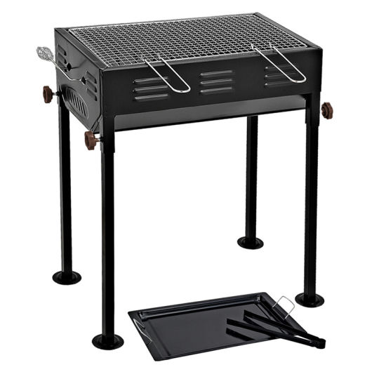 Hot-Sale BBQ Picnic Outdoor Grill for Outdoor Japanese Style Grill