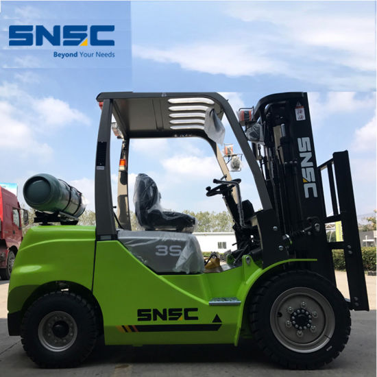 New 3.5t Gas Forklift with Nissan Engine