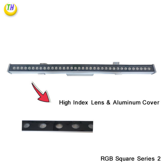Professional Stage LED Wall Washers 18X4in1 RGBW Color Wall Washer LED Light