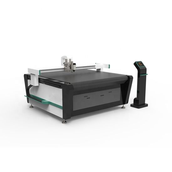 CNC Digital Box Making Machine for Cutting Corrugated Paper Board/Rigid Grey Board/Cardboard Carton Sample Maker Flatbed Cutter Plotter