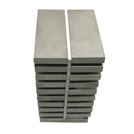 Qualified Industrial Rare Earth Permanent SmCo Block/Segment Magnet