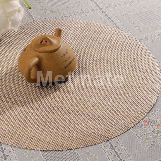 Circular Table Mats, Round Table Mats