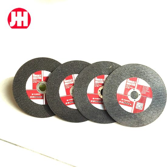 China Professional Stainless Steel Metal Cutting Wheel Production