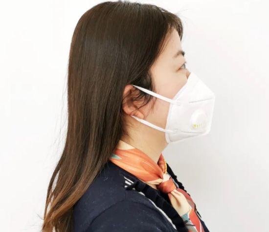 Anti-Virus Disposable Kn95/N95/Ffp2/Ffp3 Best-Selling Mask with Valve