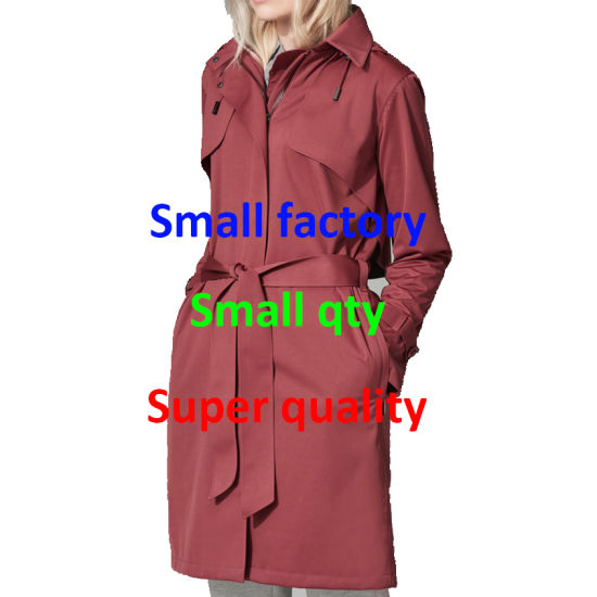 Fashion Light Weight Waterproof and Breathable Coat