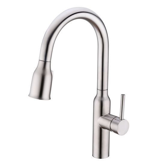 China Easy Clean Kitchen Sink Pull Out Hot Cold Water Faucet Tap China Water Tap Kitchen Faucet