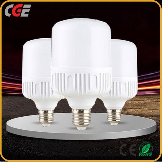 Big Power Super Bright LED Light Bulb T E27 40W of T Serie