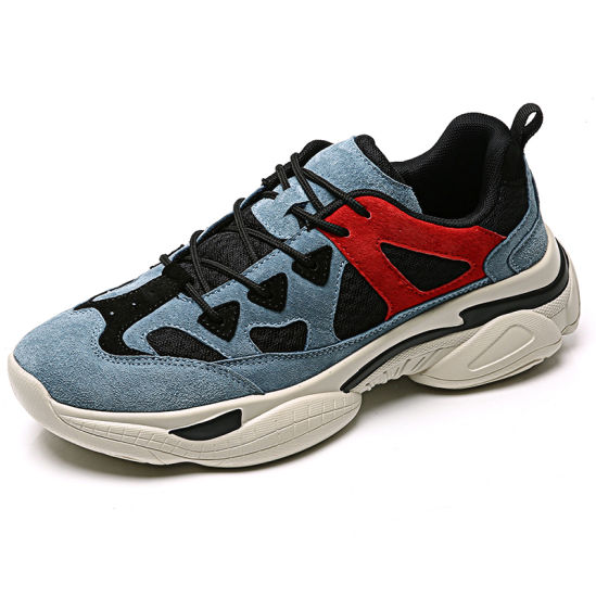 Fashion Design Men Sneakers and Shoes Breathable Men Sports Shoes