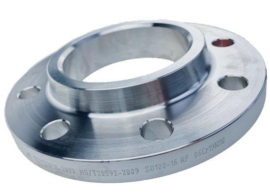 304 Plumbing Materials Slip-on Valve Flange Stainless Steel Pipe Fittings