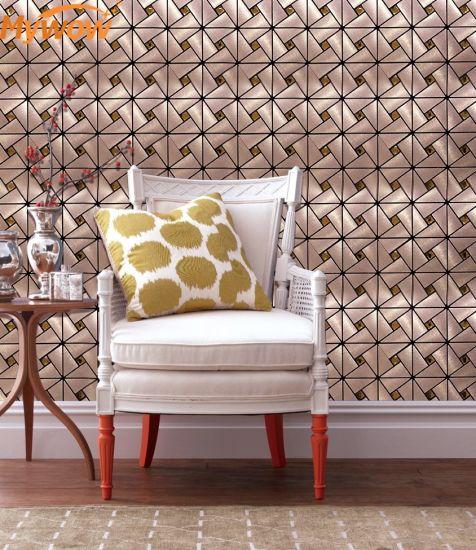 Mywow Aluminium Mosaic Adhesive Tile Tiles Wall Sheet