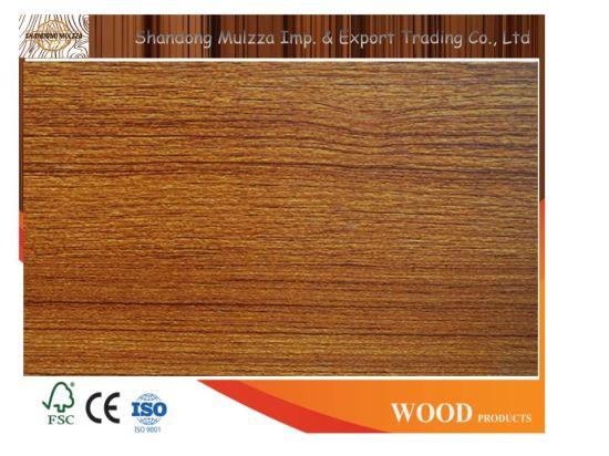 Excellent Grade Smooth Embossed Melamine Decorative Paper for Furniture/Boards/Decoration