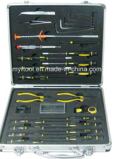 29PCS Professional Mechanical Tool Kit in Case
