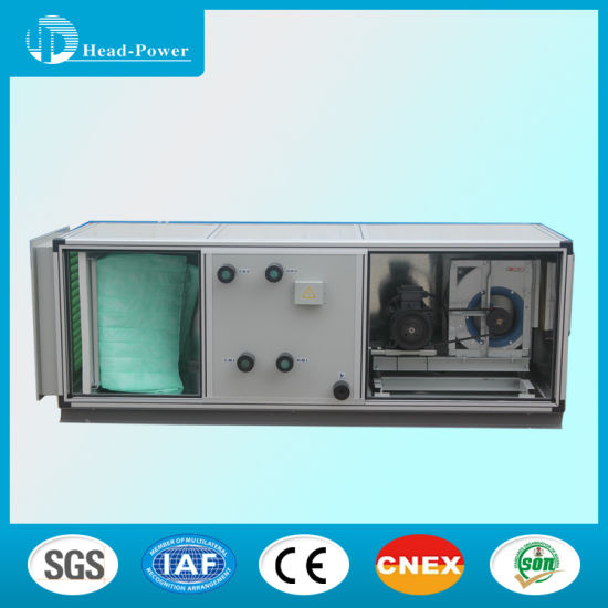 Chilled Water Air Handling Unit Fan Coil Unit Pwd35-4h