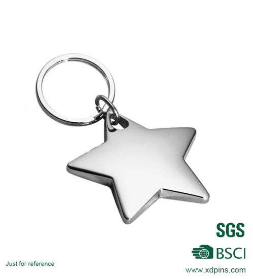 Wholesale Custom Cheap Logo Key Chain pictures & photos
