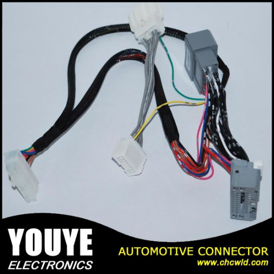 China OEM Factory Auto Wiring Harness for Honda - China Wire