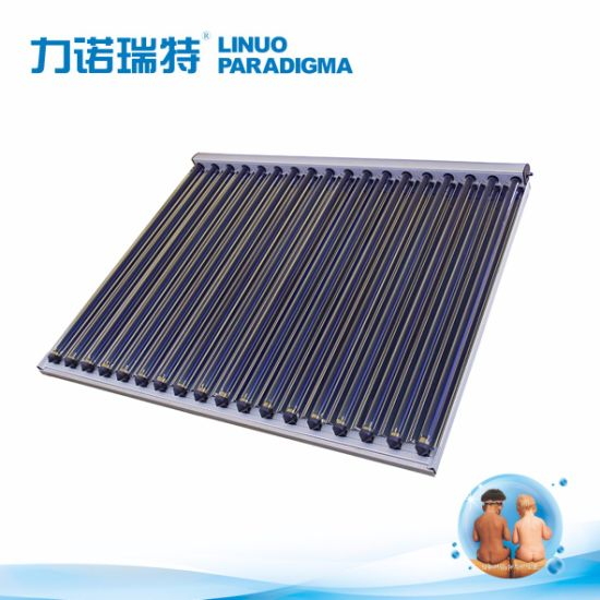 6-18 PCS 47/37/1.6/1500 Spec Pressurized Evacuated Solar Vacuum Tube Collector with CPC-Reflector