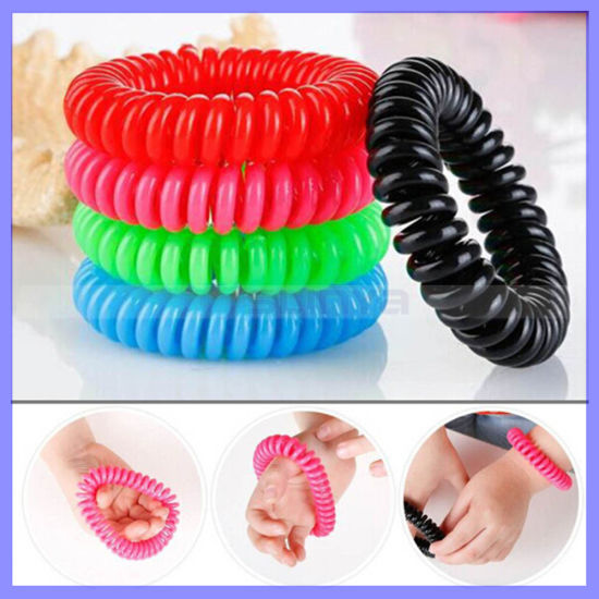 Natural Citronella Oil Mosquito Repellent Bracelets Wristband Pest Repeller pictures & photos