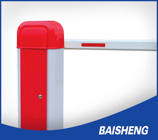 Ce Latest Bisen Remote Control Parking Lot Barrier Gate: BS-606