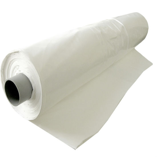 china 200 mic construction industrial shrink wrap for yacht covering