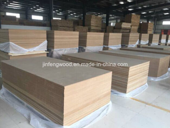 2mm Thickness MDF Board/ Plain MDF/ Raw MDF pictures & photos