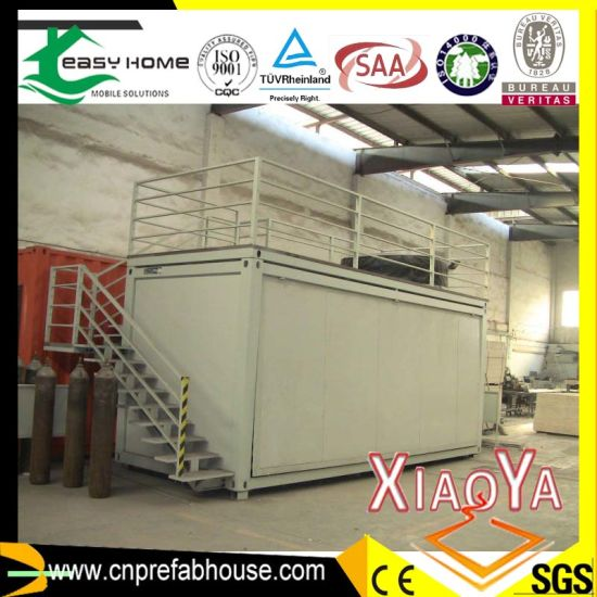 China CE ISO9001 Standard Size 20ft Container Home (XYJ-01) - China