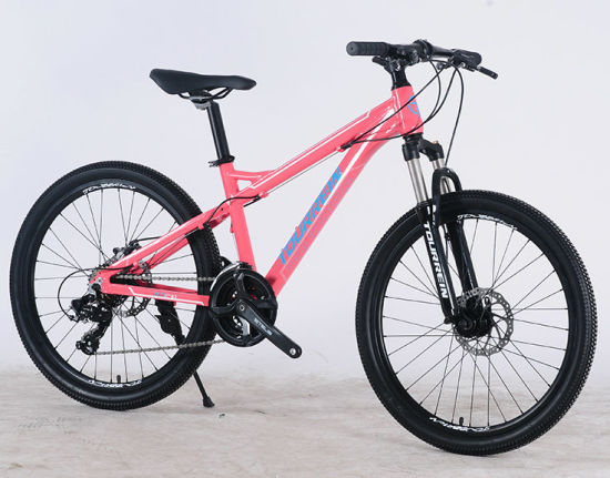 24 26′′ Aluminum Alloy Suspension 21 Speed Customized Mountain Bike pictures & photos