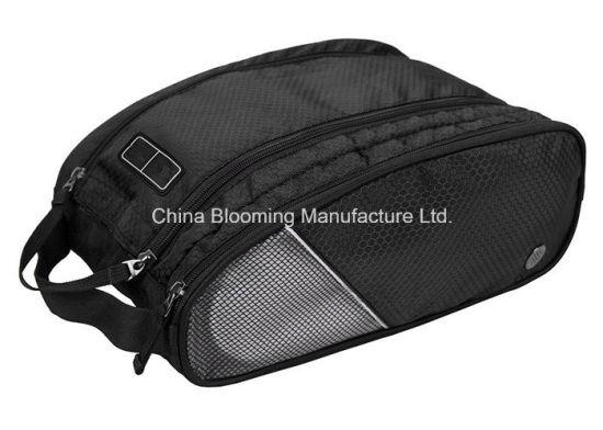 967255f69c China Nylon Custom Travel Gym Fitness Storage Gear Shoes Bag - China ...